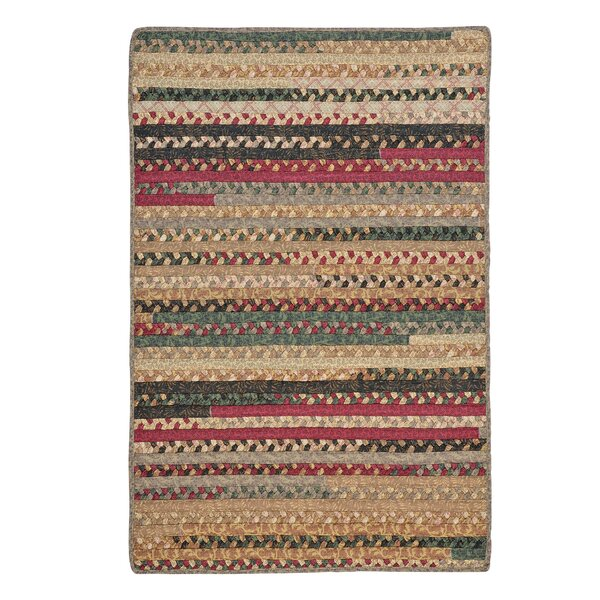 Surette Cranberry Blend Rug by August Grove