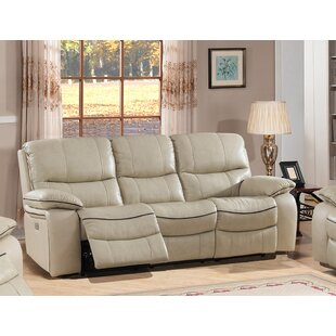 Gunning Leather Reclining Sofa