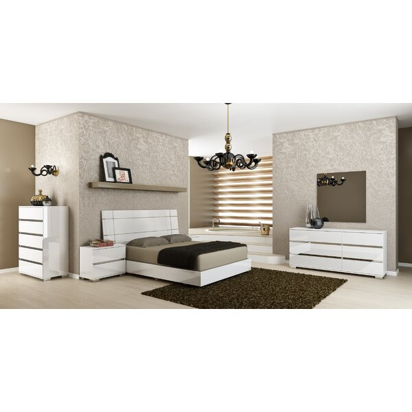 Salerno Panel Configurable Bedroom Set by Brayden Studio