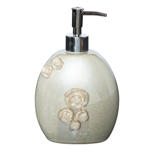 Flower Soap Dispenser by Bradburn Home
