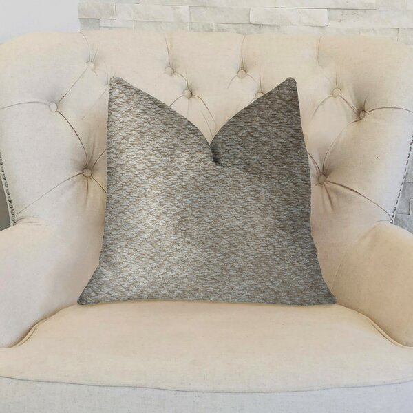 Lipinski Luxury Throw Pillow by Rosecliff Heights