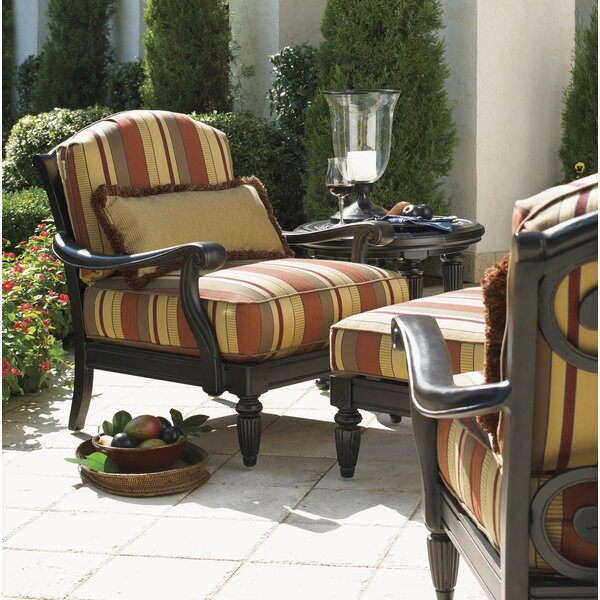 Kingstown Sedona Lounge Patio Chair with Cushion by Tommy Bahama Outdoor