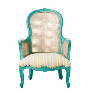 La Belle Truck Ship Cane Dining Chair
