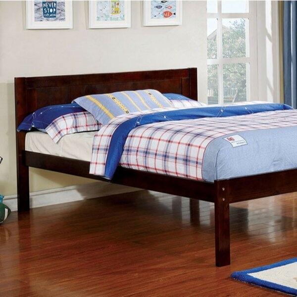 Cribbs Panel Bed by Zoomie Kids