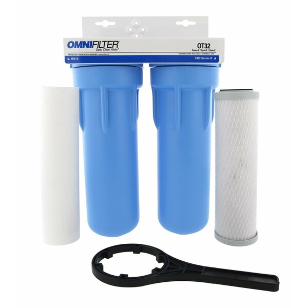 Under Sink Water Filtration System by OmniFilter