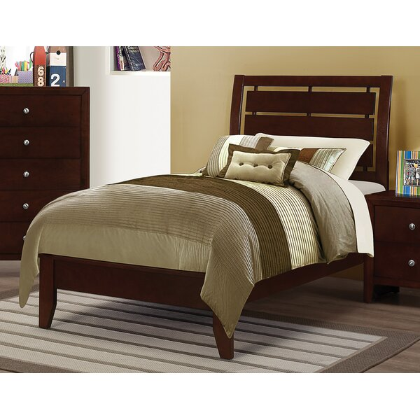 Braylon Sleigh Bed by Winston Porter