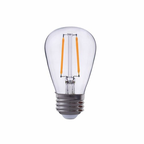 25W Equivalent E26 LED Standard Edison Light Bulb by TriGlow