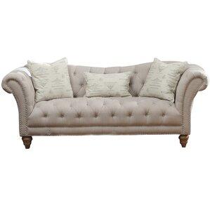 Best Choices Lark Manor Versailles Chesterfield Sofa