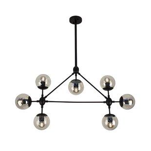 Order Ehrhart 7-Light Sputnik Chandelier By Wrought Studio