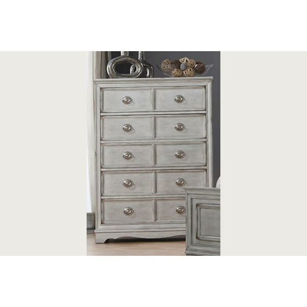 Byer 5 Drawer Chest by Ophelia & Co.