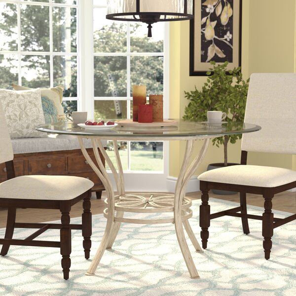 Anton Dining Table by Fleur De Lis Living
