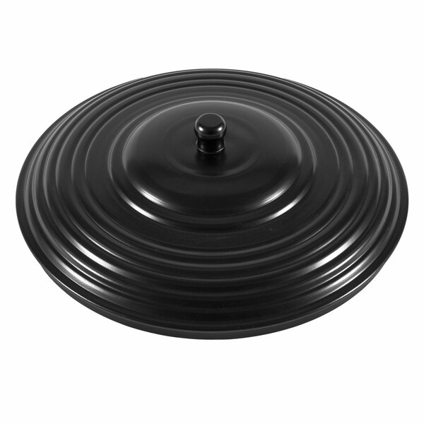 Ribbed Steel Hose Pot Lid by CobraCo