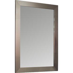 House of Hampton Beveled Wall Mirror