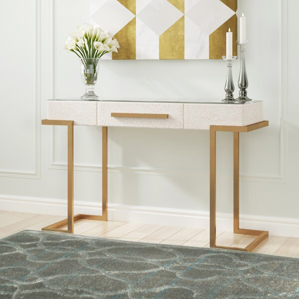 Zariah Console Table by Mercer41 Mercer41