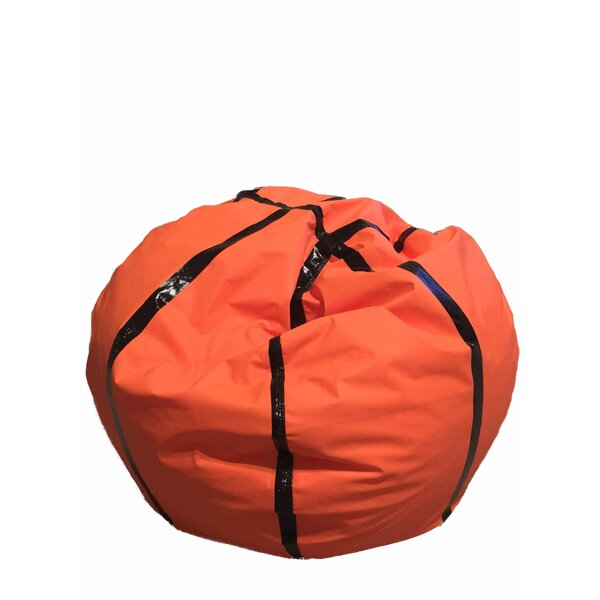 Basketball Bean Bag Chair by B&F Manufacturing