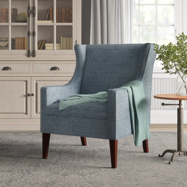 Matherville Wingback Chair by Birch Lane™ Heritage