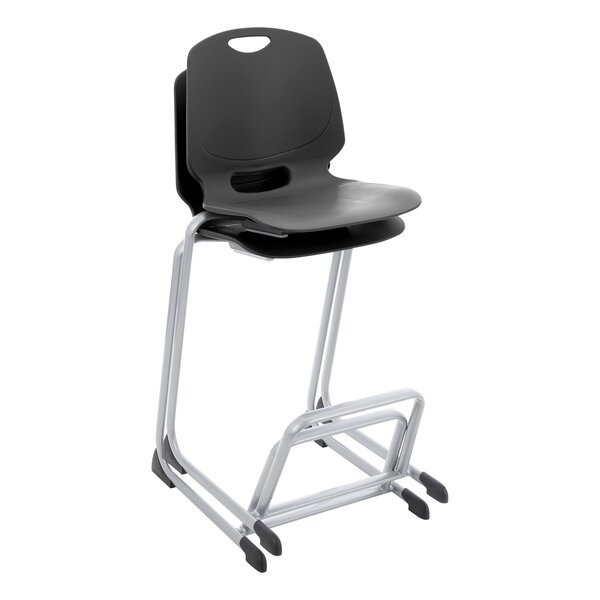 Academic Media 29.5 Plastic Classroom Chair (Set o
