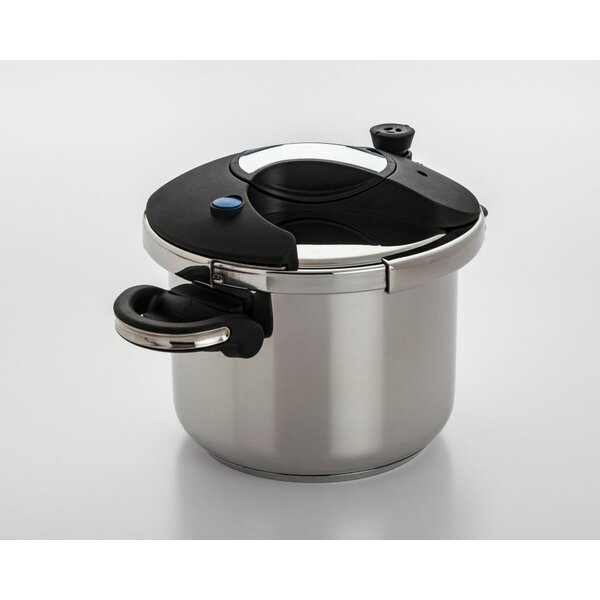7.5-Qt. Professional Excel Steel Pressure Cooker by Cook Pro