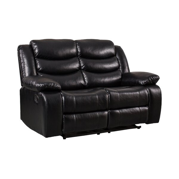 Hiles Reclining Loveseat by Latitude Run
