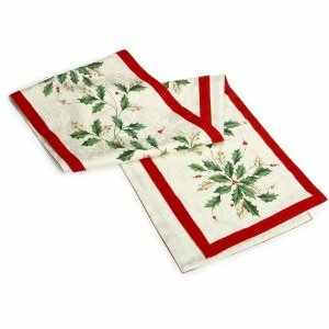 Holiday Table Runner by Lenox