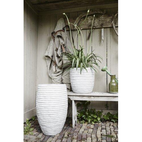 Crites Planter Box Sol 72 Outdoor Colour: Ivory, Size: 60