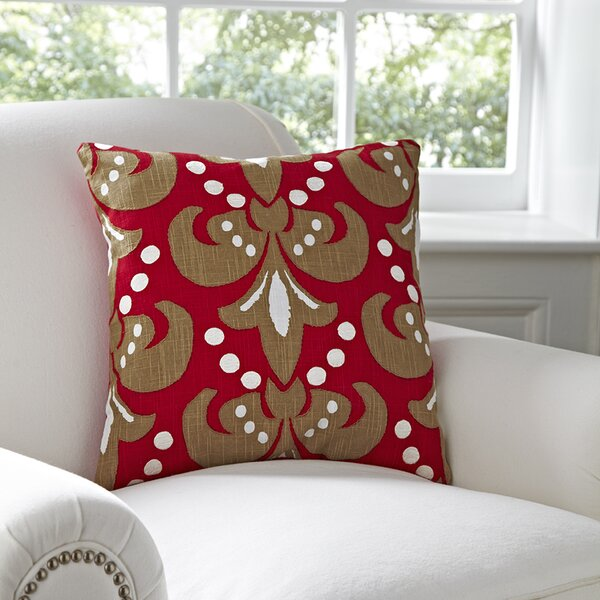 Perry Cotton Pillow Cover by Birch Lane™