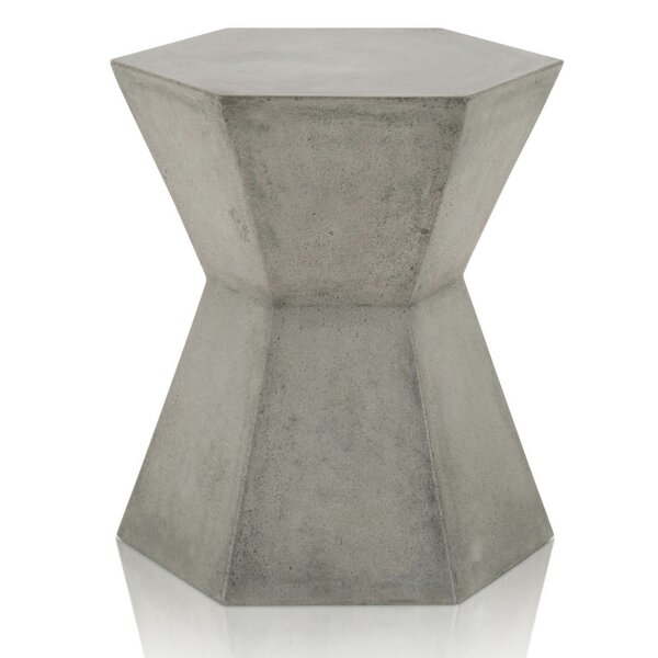 Elena Hexagonal End Table by Foundry Select