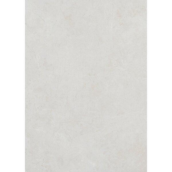 Florentine 10 x 14 Porcelain Field Tile in Argento by Daltile