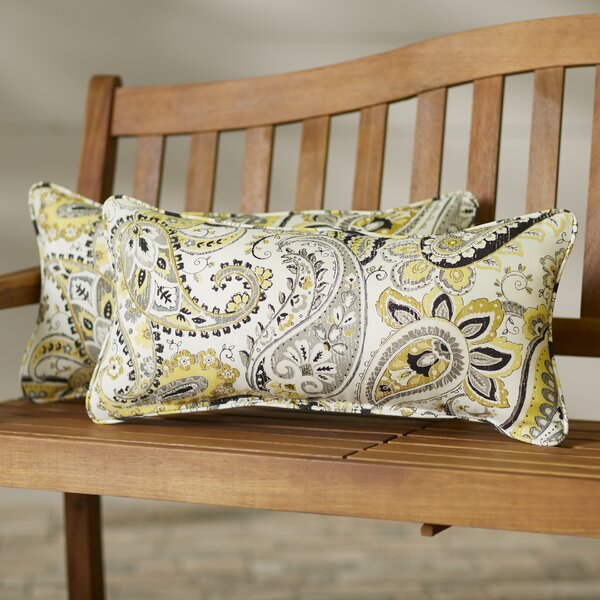 Creevamoy Indoor/Outdoor Lumbar Pillow Set by Alcott Hill