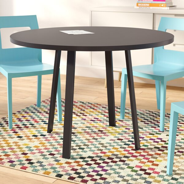 Checketts Circular 29.5H x 42W x 42L Conference Table by Zipcode Design