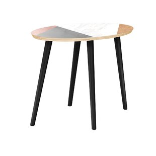 Andrea Bertram End Table by Brayden Studio