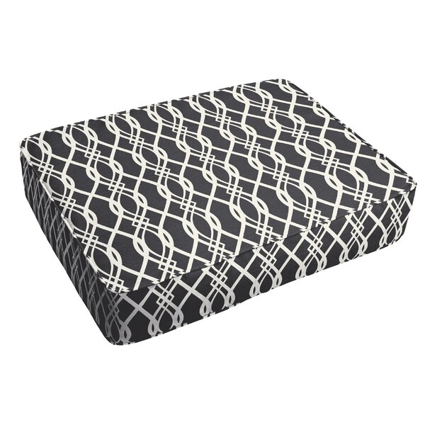 Byron Corded Indoor/Outdoor Floor Pillow by Darby Home Co