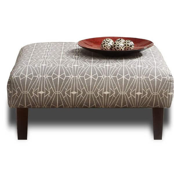 Seegmiller Cocktail Ottoman by Latitude Run