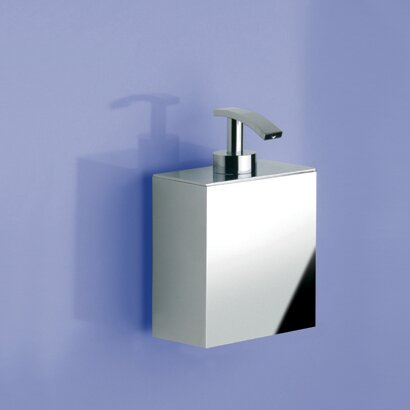 Box Shaped Wall Mount Soap Dispenser by Windisch by Nameeks