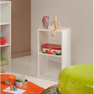 Aarav 2 Cube Unit Bookcase by Ebern Designs