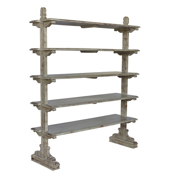 Pandora 5 Tier Etagere Bookcase by One Allium Way