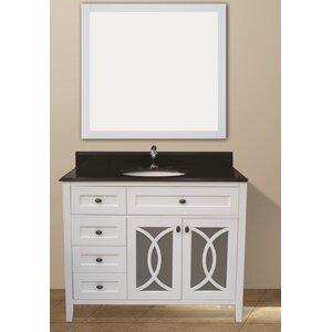 Margaret Garden 42″ Single Bathroom Vanity Set