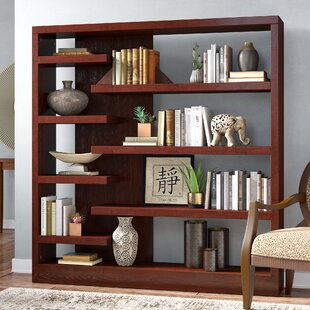 Affordable Mcelroy Standard Bookcase By World Menagerie