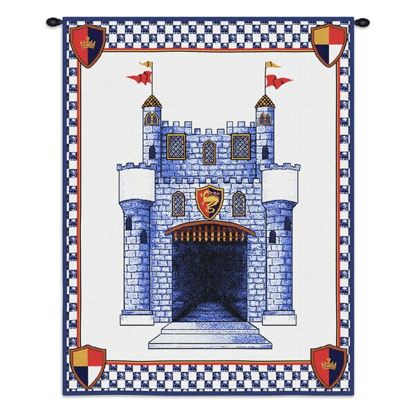 Our Prince Tapestry Hanging Art by Pure Country Weavers