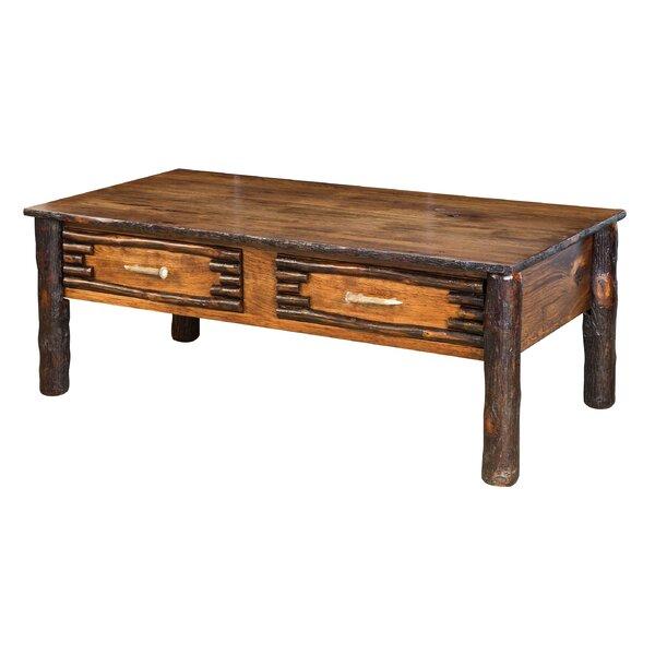 Quist Wildwood Coffee Table by Loon Peak