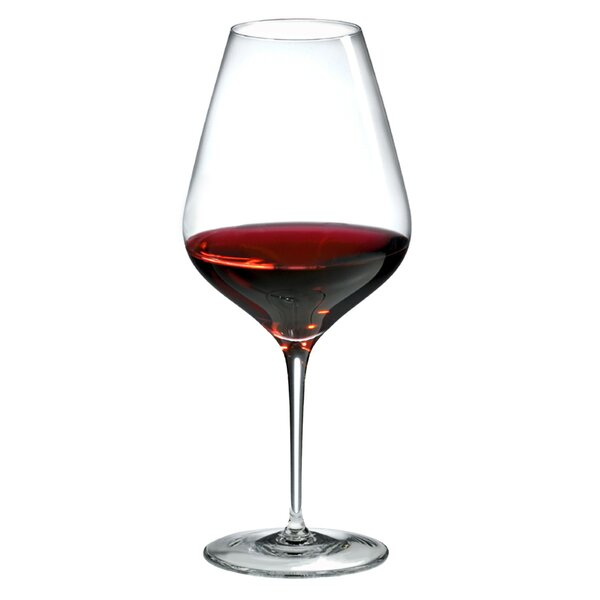 Amplifier Red Wine Glass (Set of 4) by Ravenscroft Crystal