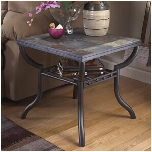 Levitt End Table by Loon Peak