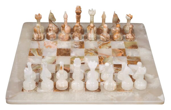 Chess Set by Marble Products International