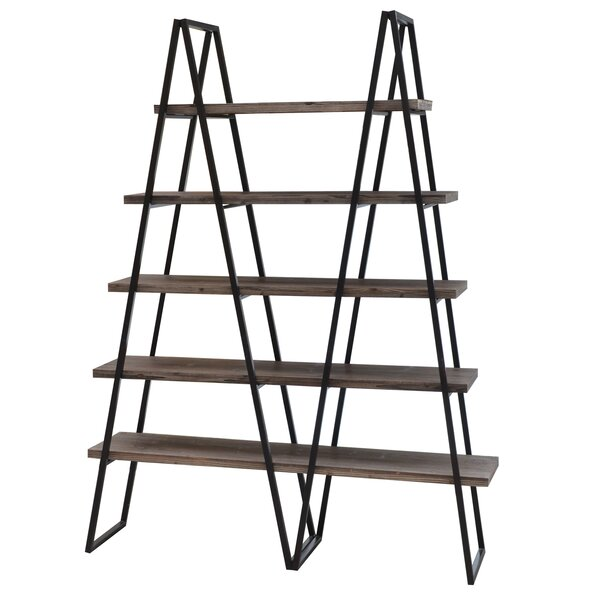 Ashland Oversized Set Bookcase by Crestview Collection