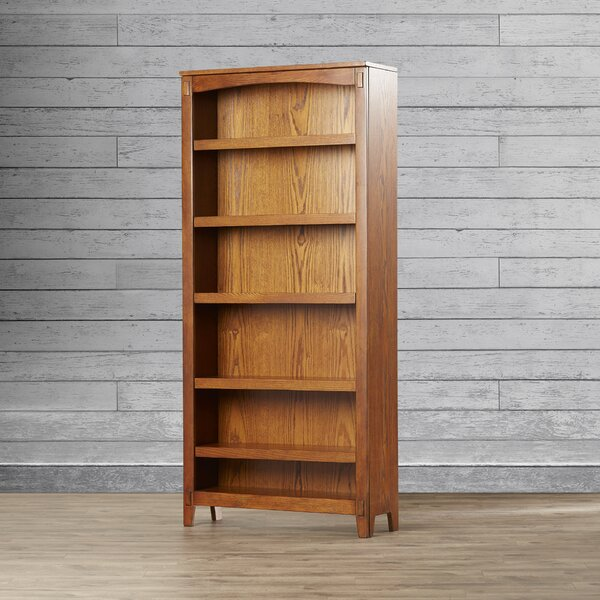 Isaak Standard Bookcase by Mistana