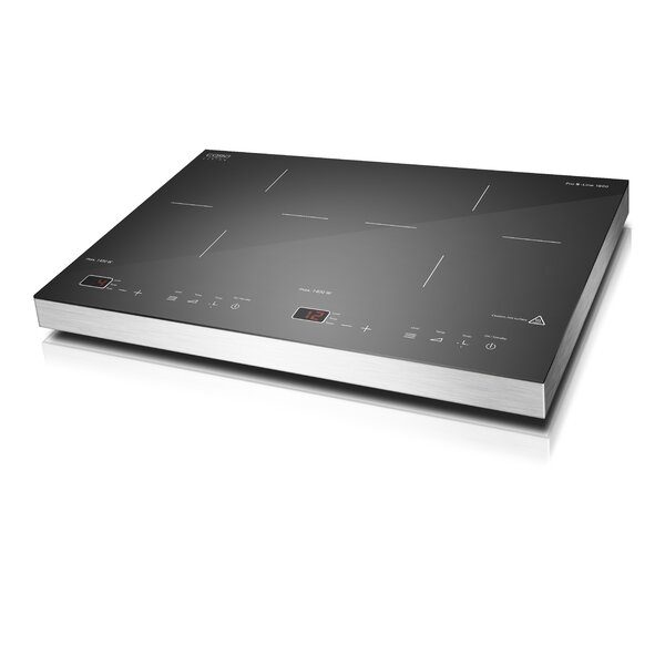 Double 21.25 Induction Cooktop by Frieling