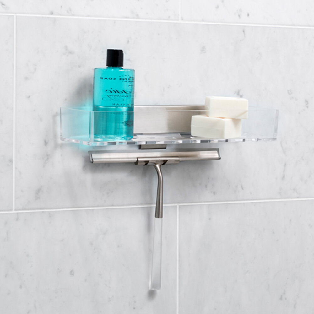 Better Living Products Linea Shower Caddy & Reviews | Wayfair