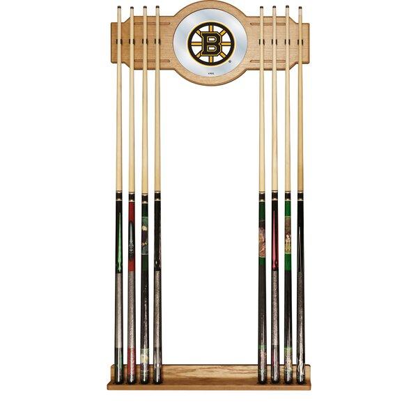 NHL Wall Cue Rack by Trademark Global