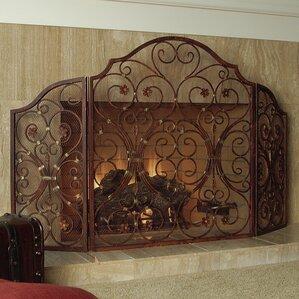 Modern & Contemporary Fireplace Accessories You'll Love | Wayfair