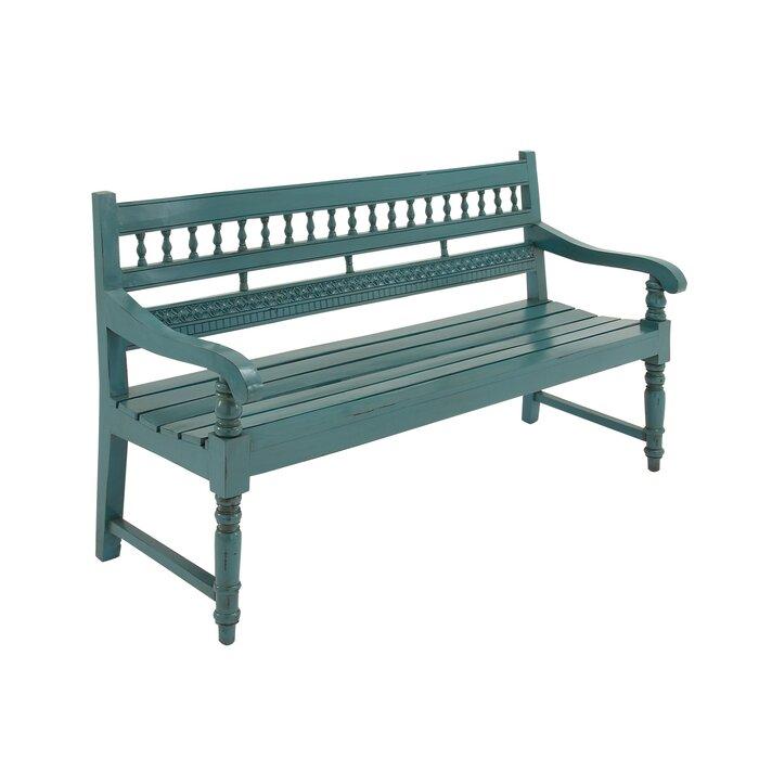 Swell Fugate Wood Bench Spiritservingveterans Wood Chair Design Ideas Spiritservingveteransorg